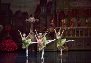 dance ballet american ballet whipped cream
