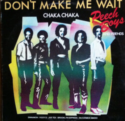 V.A. - Don't Make Me Wait, Peech Boys & Friends - Complete LP