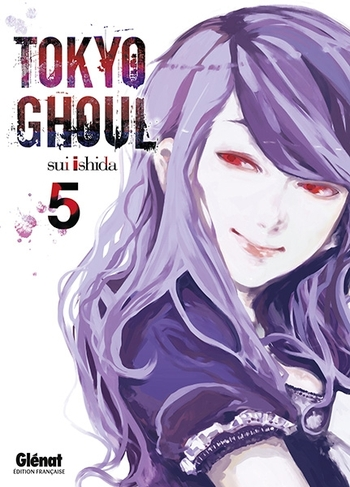 Tokyo ghoul - Tome 05 - Sui Ishida