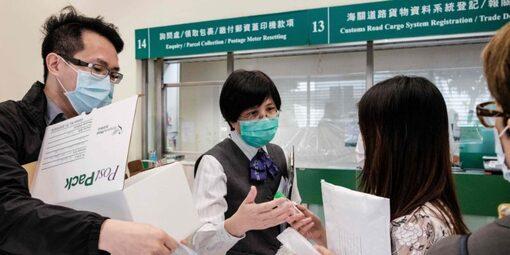 Depuis Hong Kong : «Je suis ahurie d'entendre les autorités continuer d'affirmer que le masque ne sert à rien»