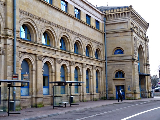 L'ancienne gare de Metz 17 02 01 2010
