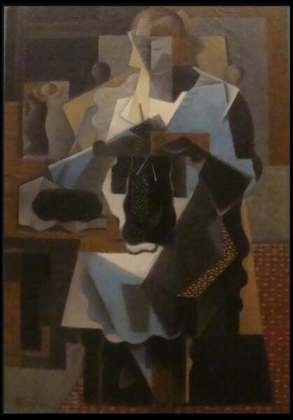 La Tricoteuse (Jean Metzinger 1919)