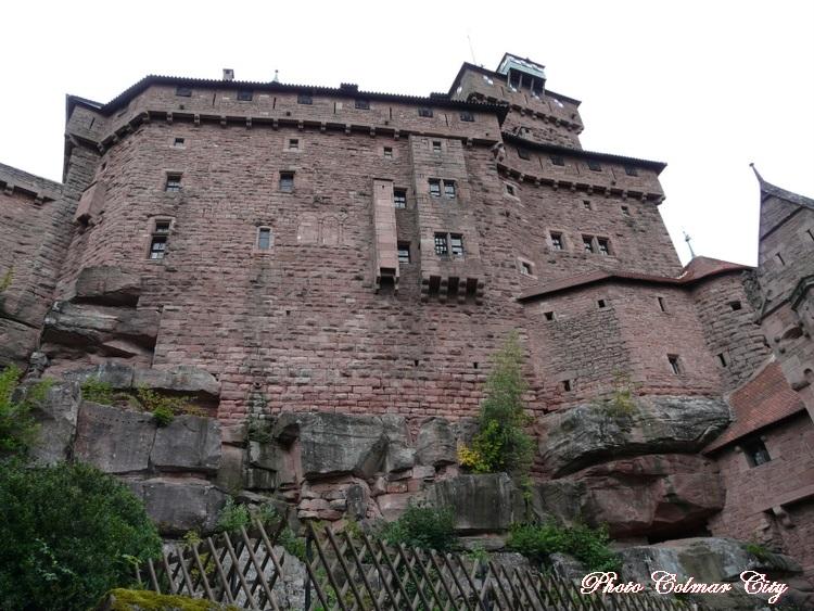Haut-Koenigsbourg : Un peu d'histoire 1/3
