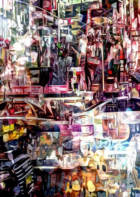 la ville par  Michael Thielen