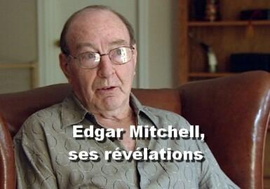 Edgar Mitchell, astronaute