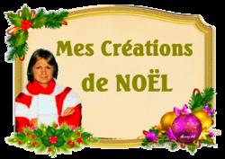 MES CREATIONS DE NOËL 06/06