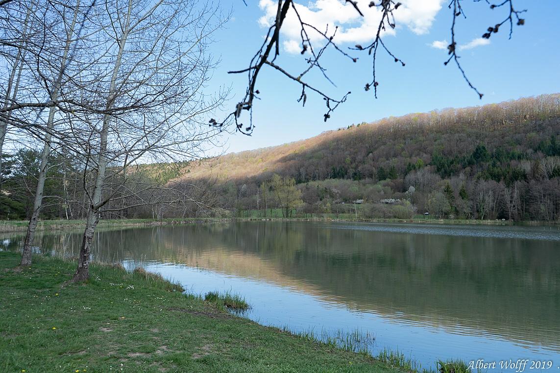 Etang ou lac? L'Heute  ou Besain?