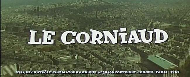 LE CORNIAUD - GERARD OURY