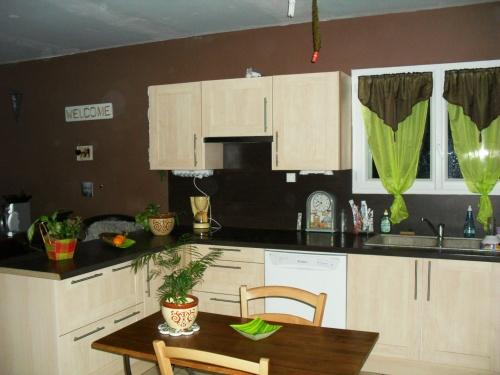Et voilà la vraie cuisine!! (début 2011)