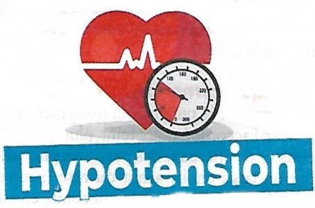 Hypertension ou hypotension