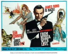 The Ultimate James Bond Webquest