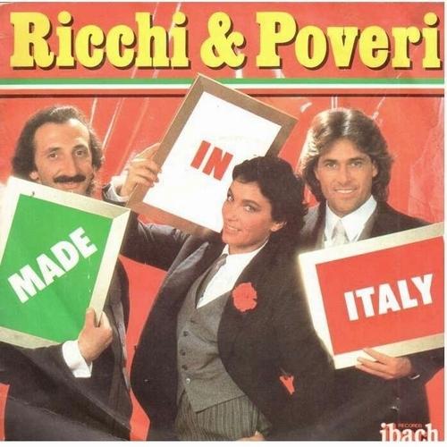 Ricchi E Poveri - Made In Italy (1982)