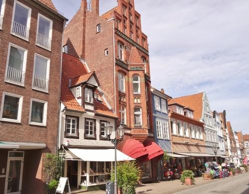 Lünebourg en Allemagne (photos)