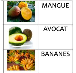Fruits d'Afrique