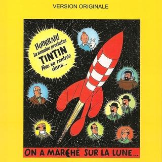 On a marché sur la Lune - La version intégrale du journal Tintin
