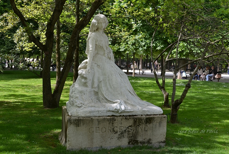 Amantine Aurore Lucile DUPIN, baronne Dudevant, dite George SAND