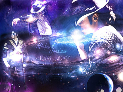 The King of Pop.......