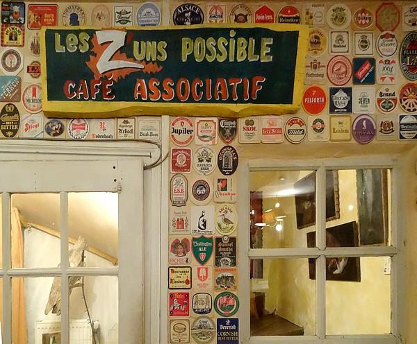 """Le cabinet de curiosités """"Les Z'uns Possible"""", de Fabien Ansault, a été inauguré !"""