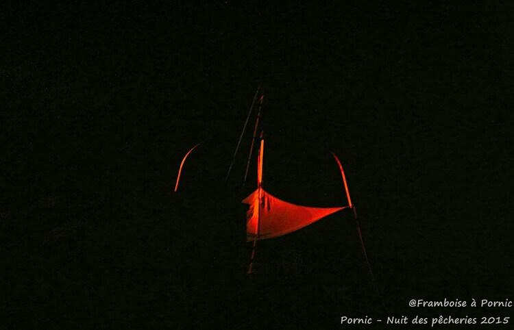 Pornic, la route des pêcheries