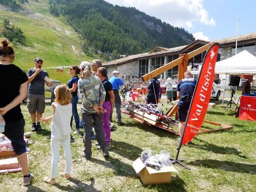 14/07/2018 Journée de l'environnement Bellevarde Val d'Isère Vanoise 73 Savoie France