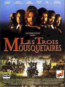 LES TROIS MOUSQUETAIRES BOX OFFICE FRANCE 1994