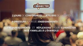 """Conférence D6 - """"Connecter"""" : 25-26 Septembre"""
