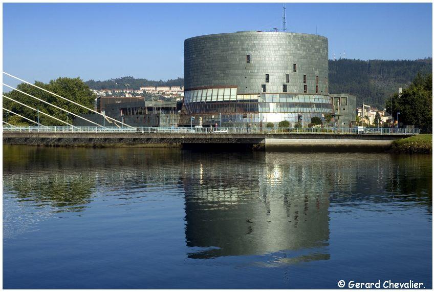 Pontevedra - #1 Auditorio e Palacio de Congresos e Exposicións.