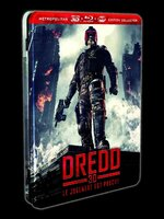Blu-ray 3D] Dredd