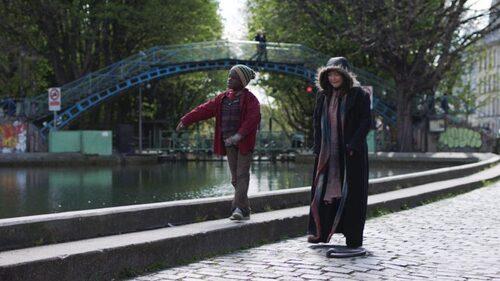 SOUS LES ETOILES DE PARIS de Claus Drexel avec Catherine Frot et Mahamadou Yaffa - Le 28 octobre 2020 au cinéma