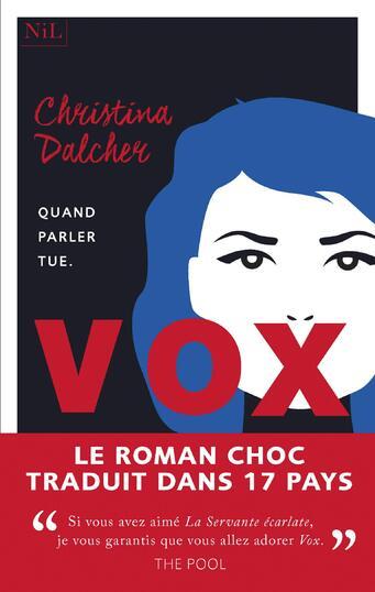 Vox de Christina Dalcher