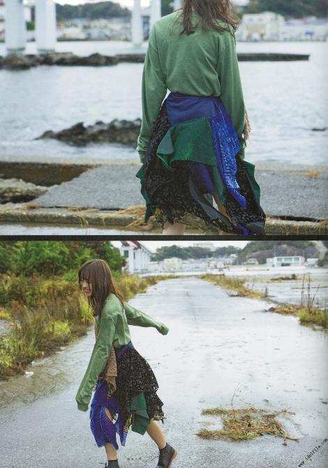 Magazine : ( [blt graph.] - vol.25 / 2017.11 - Jurina Matsui, Minami Hoshino, Mion Mukaichi, Natsuki Kamata & Yui Kobayashi )