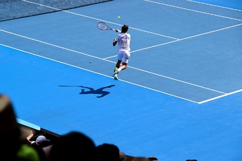 Federer devra dicter le jeu
