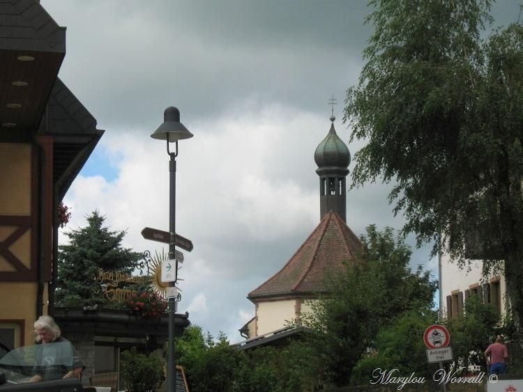Allemagne : St. Peter le village 2/2