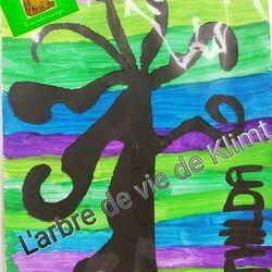L'arbre de vie de Klimt