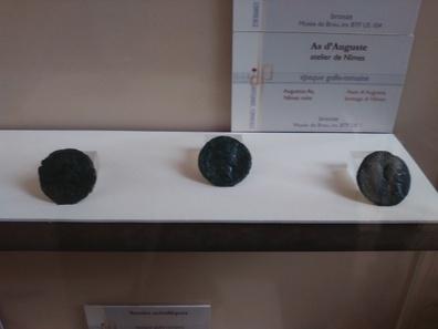 Monastère Royal de Brou-Monnaies anciennes