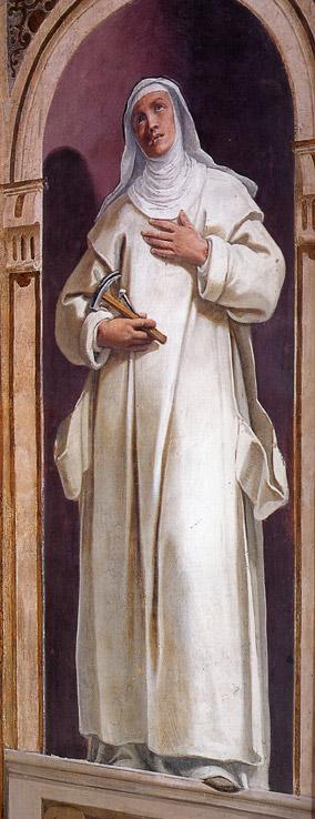 Bienheureuse Béatrix d'Ornacieux, Fondatrice du monastère d'Eymeux († 1303)