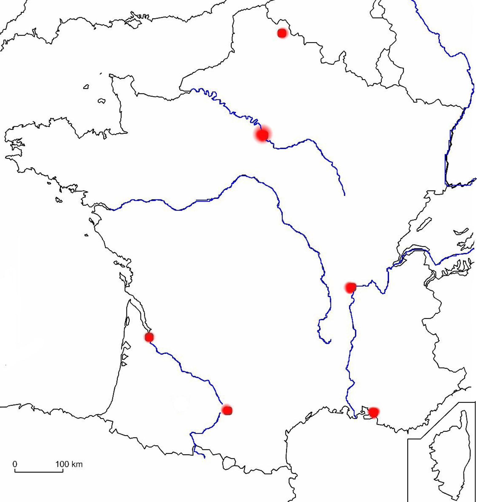 Ce2 Carte De France   My blog