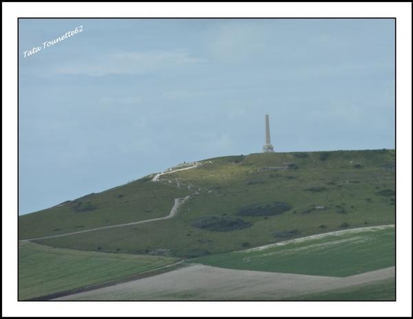 Memorial Dover Patrol - Cap Blanc Nez