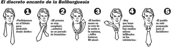 El Discreto Encanto de la Boliburguesia 03