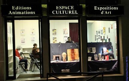 Espace culturel Mompezat
