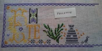 SAL Été 2016 - 5ème étape