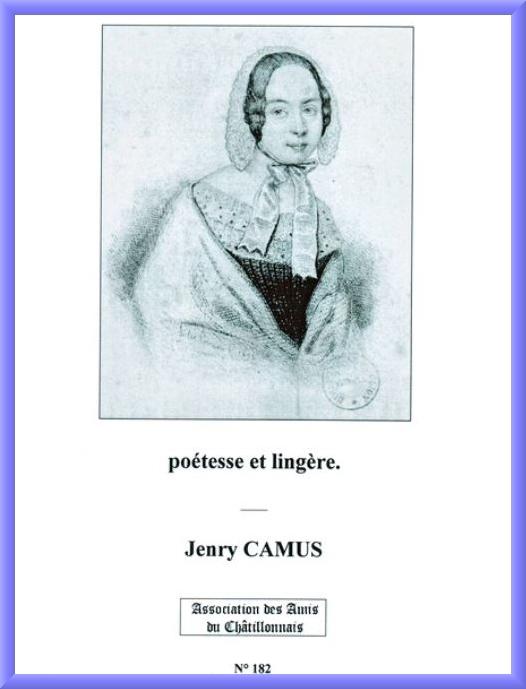 Une Recéenne méconnue: Antoinette Quarré, poétesse et lingère...