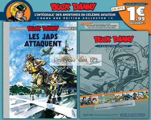 N° 1 La collection BD Buck Danny - Lancement