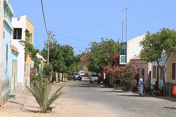 boa vista, l'est de l'île, village Cabeça de Tarefes4