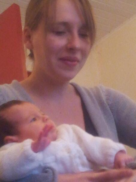 Sofia et sa maman