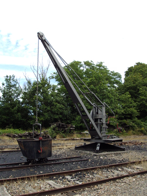 Grue à charbon de Sentheim