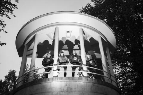 LEGIONNAIRE - Les détails du premier album