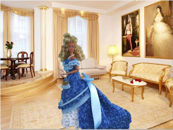 Barbie  au Bal des débutantes