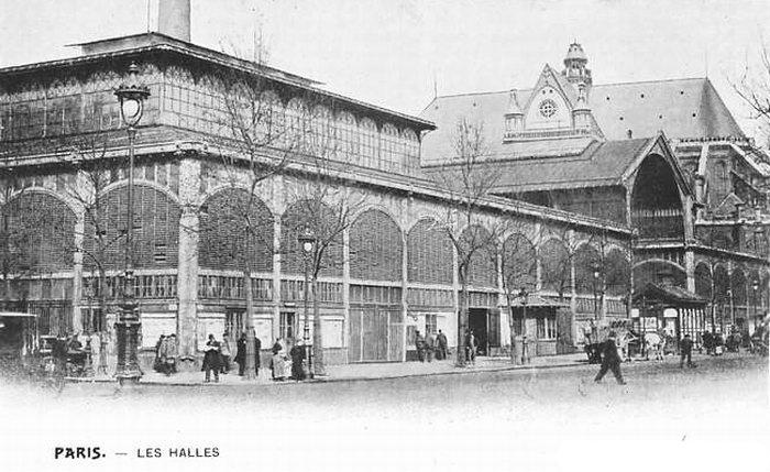 Quartier des halles paulo8938 for Frais architecte