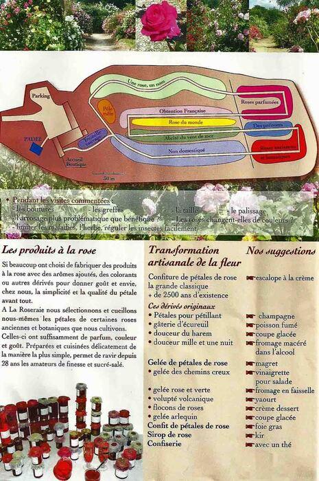«La Roseraie de Vendée»